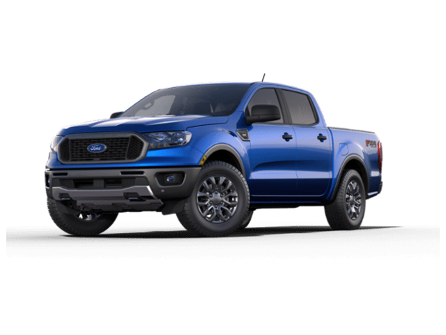 New 2019 Ford Ranger XLT Truck in Kerrville, TX